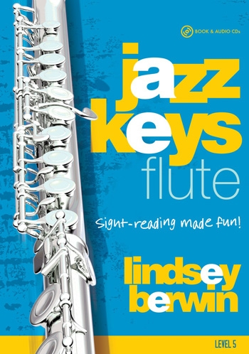 Jazz Keys Flute - Level 5 Sight-Reading (Berwin)