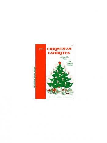 Bastien Christmas Favourites: Level 4: Piano