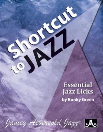 Shortcut To Jazz Essential Jazz Licks Aebersold