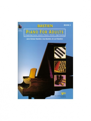 Bastien Piano For Adults Book 2