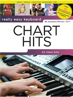 Really Easy Keyboard: Chart Hits Vol. 2 (Winer/Autumn 2017) SOUNDCHECK
