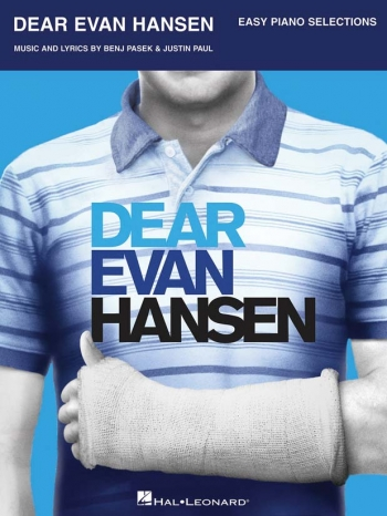 Dear Evan Hansen - Easy Piano Selections
