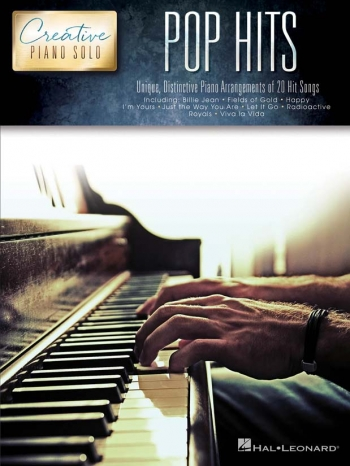 Creative Piano Solo: Pop Hits: Piano Solo