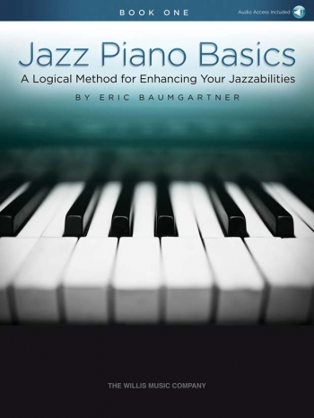 Jazz Piano Basics – Book 1 Book & Audio Online