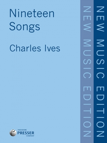 19 Songs: Vocal And Piano