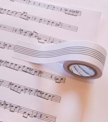 Overscore: Unique Removable Manuscript Tape