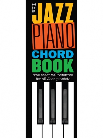 The Jazz Piano Chord Book