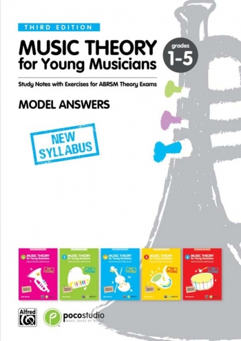 Music Theory For Young Musicians Model Answers Grade 1-5