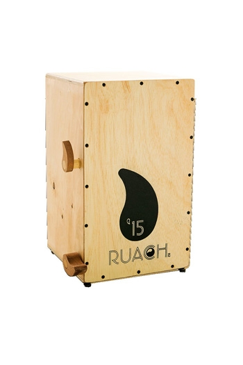 Cajon: Ruach: 50x34x32cm, Lockable On/off Inc Cover Snare