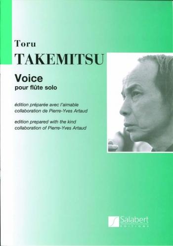 Voice For Solo Flute