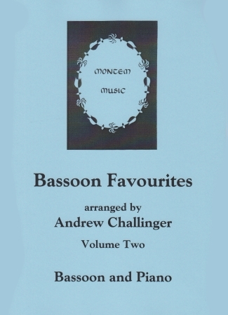 Bassoon Favourites: Vol 2: Bassoon & Piano (Montem)