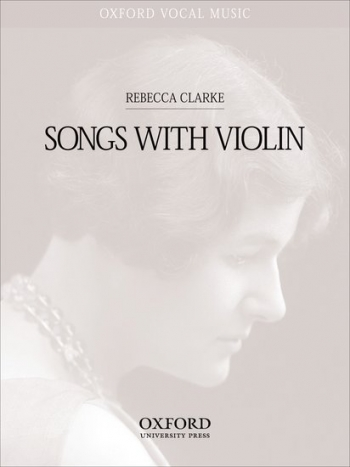 Songs With Violin & Piano (rebecca Clarke)