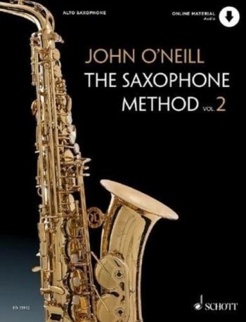 The Saxophone Method  Vol.2 (John O'Neill)