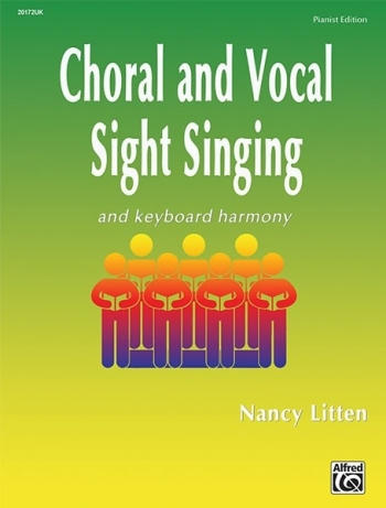 Choral And Vocal Sight Singing And Keyboard Harmony - Pianist Edition