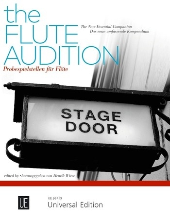 The Flute Audition: The New Essential Companion