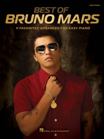 Best Of Bruno Mars: Easy Piano