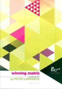 Winning Matrix: Trombone Bass Clef  (lawrance)