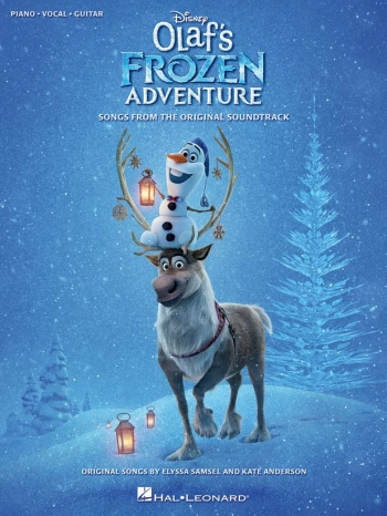 Disney's Olaf's Frozen: Piano Vocal Guitar: Music From The Motion Picture Soundtrack