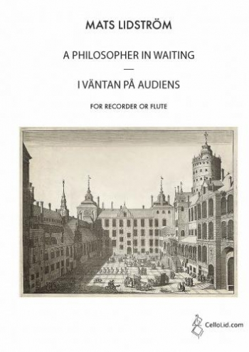 A Philosopher In Waiting For Flute Or Treble Recorder Solo