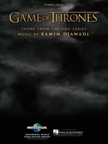 Game Of Thrones Theme: Piano Solo (by Ramin Djawadi)