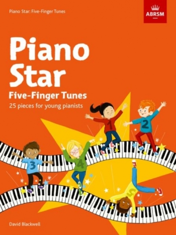 ABRSM Piano Star Five-Finger Tunes