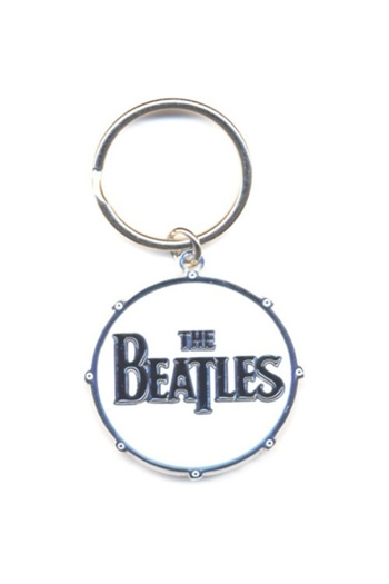 Keyring: Beatles Drum Logo