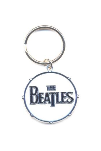 Keyring: Beatles Drum Logo
