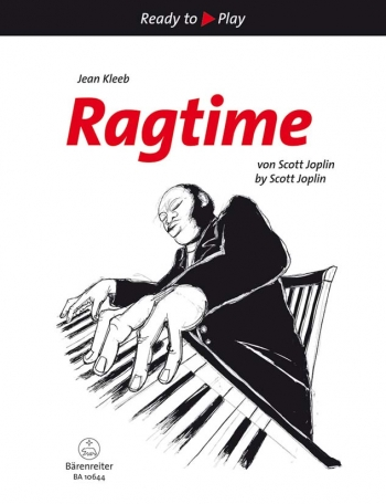 Ready To Play: Ragtime. Easy Arrangements For Piano