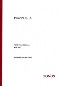 Kicho For String Bass And Piano (Tonos)