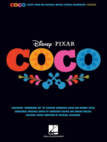 Disney Pixars: Coco For Ukulele