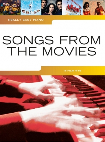 Really Easy Piano: Songs From The Movies: Piano