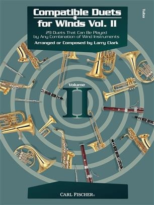 Compatible Duets For Winds Vol.II: Tuba (Clark)