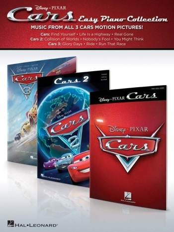 Cars: Easy Piano Collection: Easy Piano