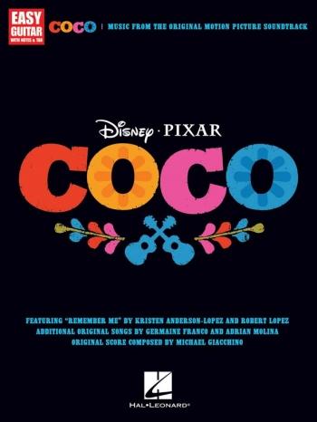 Disney Pixar's Coco For Easy Guitar