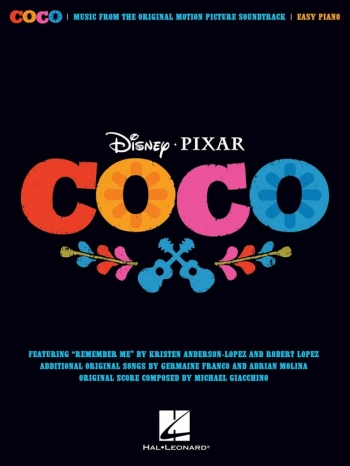 Disney Pixar's Coco For Easy Piano