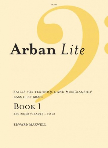 Arban Lite: Book 1: Trombone And Bass Clef Brass