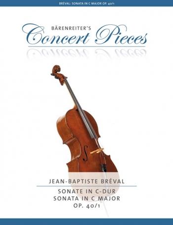 Sonata C Major Op.40/1: Cello & Piano (Barenreiter)