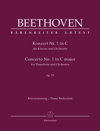 Piano Concerto No.1 In C Major, Op.15 (Urtext): Two Pianos (2PF) (Barenreiter)