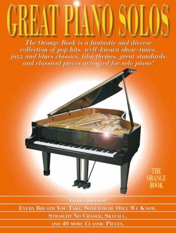 Great Piano Solos: The Orange Book: Piano