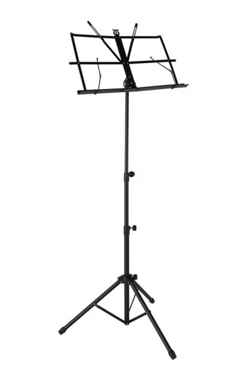 Boston Music Stand Black