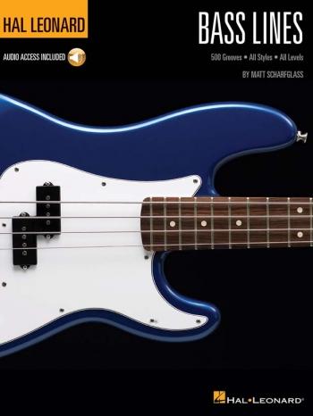Bass Lines - Hal Leonard Bass Method (Matt Scharfglass)