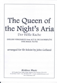 Queen Of The Night Tenor Horn & Piano (arr Golland)