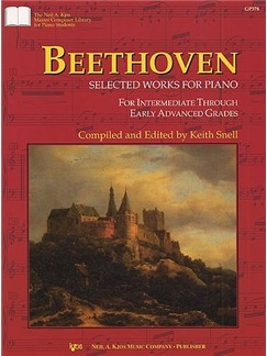 Selected Works For Piano: Intermediate To Early Advanced Piano Solo