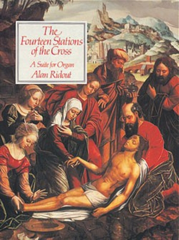 Fourteen Stations Of The Cross For Organ