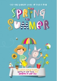 The Niki Davies Book Of Songs For Spring And Summer: Book & Cd