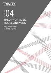 Trinity College London Theory Of Music Model Answers (May 2017) Grade 4