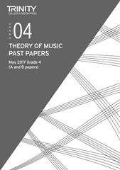 Trinity College London Theory Of Music Past Paper (May 2017) Grade 4