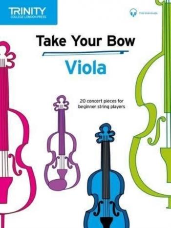 Take Your Bow: Viola & Piano Accompaniment