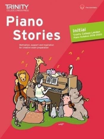 Piano Stories - Initial Grade: Piano Solo (Trinity)