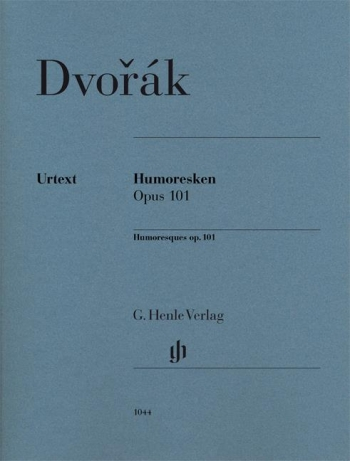 Humoresques, Op.101: Piano: (henle)